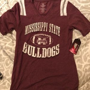 Tops - NWT Mississippi State Shirt